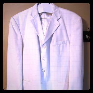 Caravelli men's suit jacket. Size 43R.